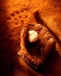 Baseball still life ball glove bat Atmosphere, Confidential, Conundrum, Enigma, ..Figure,..Mystery, Mysterious, Paradox, ..Puzzle, ..Puzzling, Quandary,  Quiet, Secrecy, Secret, Secretiveness, Shape, Suspense,..Unknown,.. CONCEPT STOCK PHOTOS CONCEPT STOCK PHOTOS