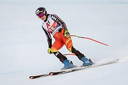 12.01.2020, Keelberloch Rennstrecke, Altenmark, AUT, FIS Weltcup Ski Alpin, Alpine Kombination, Super G, Damen, im Bild Marie-Michele Gagnon (CAN) // Marie-Michele Gagnon of Canada (DNF) during the women's Alpine combined SuperG competition for the FIS ski alpine world cup at the Keelberloch Rennstrecke in Altenmark, Austria on 2020/01/12. EXPA Pictures © 2020, PhotoCredit: EXPA/ Johann Groder
