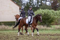 Delaere Maura, BEL, Denzel DWD<br /> Nationaal Kampioenschap LRV <br /> Ponies Dressuur - Oudenaarde 2020<br /> © Hippo Foto - Dirk Caremans<br /> 04/10/2020