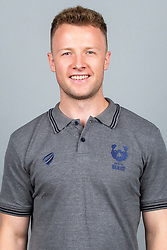 Will Carpenter - Mandatory by-line: Robbie Stephenson/JMP - 01/08/2019 - RUGBY - Clifton Rugby Club - Bristol, England - Bristol Bears Headshots 2019/20
