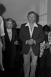 Files - Kirk Douglas and his wife Anne Buydens attending the 4th Deauville Film Festival in Deauville, France on September 1978. Photo by APS MEdias/ABACAPRESS.COM
