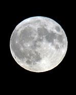 Hunter's Blue Moon on Halloween