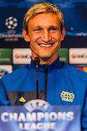 Bayer Leverkusen Press Conference 110314