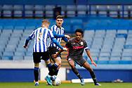 Leeds United Bryce Hosannah (2)  during the U23 Professional Development League match between U23 Sheffield Wednesday and U23 Leeds United at Hillsborough, Sheffield, England on 3 February 2020.