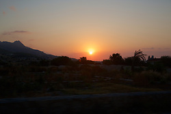 Sunset View From Karmi
