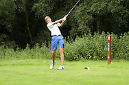 David Twomey (Elm Park) pictured during the Munster U16 Championship, Clonmel Golf Club, Clonmel, Co. Tipperary 13th July 2015<br /> Picture: Golffile | www.golffile.ie