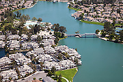 South Lake of Woodbridge in Irvine California