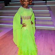 NLD/Hilversum/20120916 - 4de live uitzending AVRO Strictly Come Dancing 2012, Sylvana Simons