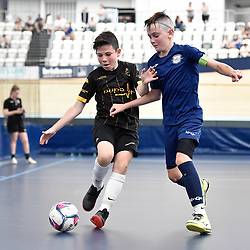 14th November 2020 - QLD Futsal Junior Superliga: Elitefoot u11 Black v Gold Coast Force u11