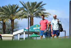 March 8, 2019 - Indian Wells, USA - Roger Federer  (Credit Image: © Panoramic via ZUMA Press)