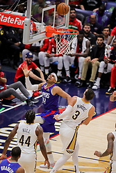 October 23, 2018 - New Orleans, LA, U.S. - NEW ORLEANS, LA - OCTOBER 23:   on October 23, 2018, at Smoothie King Center in New Orleans, LA. (Photo by Stephen Lew/Icon Sportswire) (Credit Image: © Stephen Lew/Icon SMI via ZUMA Press)
