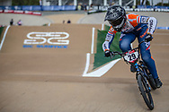#29 (HUISMAN Ruby) NED at Round 1 of the 2020 UCI BMX Supercross World Cup in Shepparton, Australia