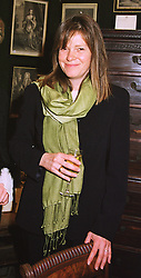 MRS ANNITA ROTHSCHILD widow of banker the Hon.Amschel Rothschild, at a reception in London on 22nd March 1999.MPO 9 woro