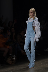 August 29, 2017 - Sao Paulo, Sao Paulo, Brazil - Two Denim fashion show, featuring the Summer 2018 collection during the N44 edition of the Sao Paulo Fashion Week (SPFW), in Sao Paulo, Brazil. (Credit Image: © Paulo Lopes via ZUMA Wire)