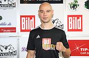 Boxen: Universum Boxpromotion, Boxgala, Waage, Hamburg, 20.08.2021<br /> Sasha Alexander Chupil (GER)<br /> © Torsten Helmke