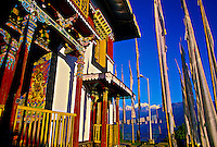Pemayangtse Monastery (Red Hat Ningma Buddhism sect), West Sikkim, India