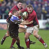20020127 Heienkin Cup Bath Rugby vs Llanelli Scarlets
