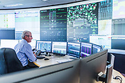 The control centre at Cooma, New South Wales, where Snowy Hydro controls its supply of electricity to the Australian grid