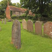 Paradise Gravestones Wide - Avebury, UK