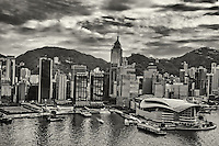 Wan Chai North featuring Central Plaza & HK Convention Centre