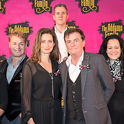 NLD/Rotterdam/20180517 - Perspresentatie The Addams Family, cast