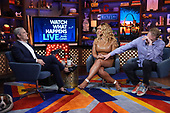 """July 18, 2021 - NY: Bravo's """"Watch What Happens Live With Andy Cohen"""" - Episode 18120"""