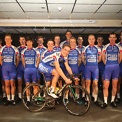 VENRAY (NED) wielrennen<br />Het continentale team van Jo Piels is klaar voor het seizoen 2016