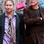 NLD/Amsterdam/20110722 - Afscheidsdienst voor John Kraaijkamp, Bea Meulman en ................