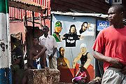I Am Hip Hop.  Freetown, Sierra Leone