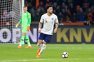 England defender Kyle Walker during the Friendly match between Netherlands and England at the Amsterdam Arena, Amsterdam, Netherlands on 23 March 2018. Picture by Phil Duncan.