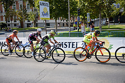 Rosella Ratto (Cylance Pro Cycling) at Madrid Challenge by La Vuelta an 87km road race in Madrid, Spain on 11th September 2016.