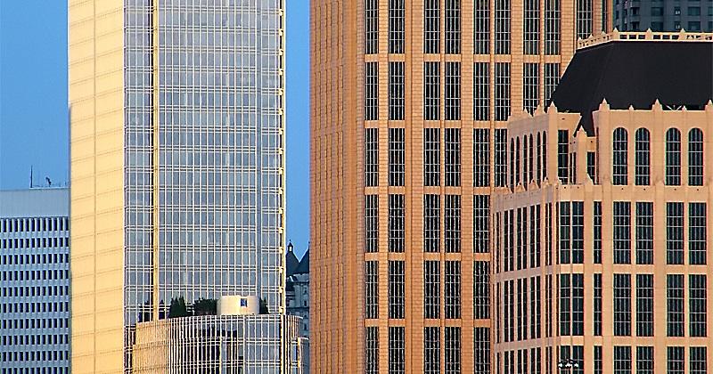 Midtown Atlanta buildings