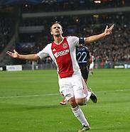 Ajax Amsterdam v Manchester City 241012