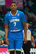 Ricky Ledo (7) of the Texas Legends looks on against the Los Angeles D-Fenders on Friday, January 9, 2015 at the Dr. Pepper Arena in Frisco, Texas. (Cooper Neill/Special Contributor)