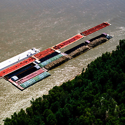 Shipping Traffic along the Mississippi River