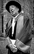 Sir Michael Hordern, CBE (3 October 1911 – 2 May 1995)  English stage and film actor at Warwick University 1987 - Doctor of Letters.