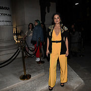 Fashionist attend the Fashion Scout - SS19 - London Fashion Week - Day 1, London, UK. 14 September 2018.