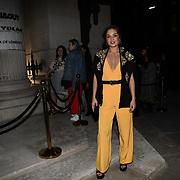 Fashionist attend the Fashion Scout - SS19 - London Fashion Week - Day 1, London, UK. 14 September 2018.