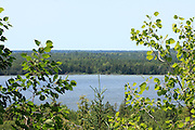 Chain Lake, near St. Ignace in Michigan's Upper Peninsula, is a very beautiful place.