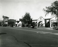 1928 Vine St. just north of Sunset Blvd.
