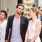 NLD/Amsterdam/20150629 - Uitreiking Rainbow Awards 2015, Manuel Broekman en ...........