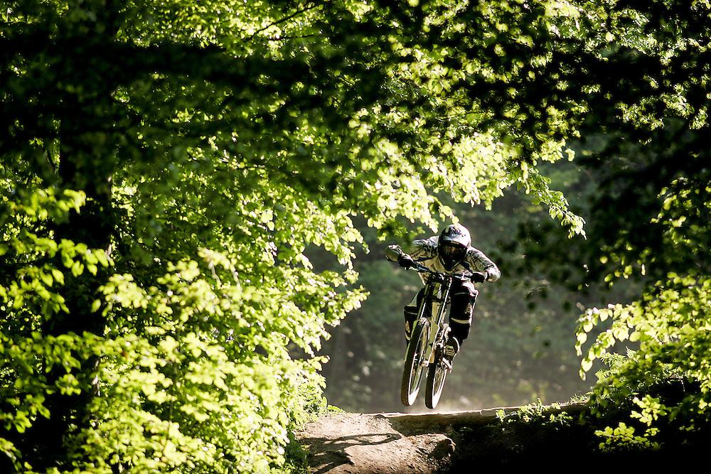 Rider: Nickl Beer.Location: Gurten (Switzerland)