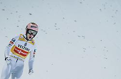 28.02.2020, Salpausselkae Hill, Lahti, FIN, FIS Weltcup Ski Sprung, Herren, im Bild Sieger Stefan Kraft (AUT) // Winner Stefan Kraft of Austria during the men's FIS Ski Jumping World Cup at the Salpausselkae Hill in Lahti, Finland on 2020/02/28. EXPA Pictures © 2020, PhotoCredit: EXPA/ JFK