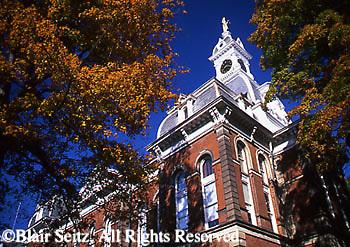 County Courthouse, Warren, Warren County, PA