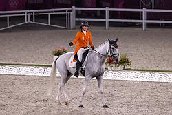 Boonzaaijer Janneke, NED, Champ de Tailleur, 252<br /> Olympic Games Tokyo 2021<br /> © Hippo Foto - Dirk Caremans<br /> 30/07/2021