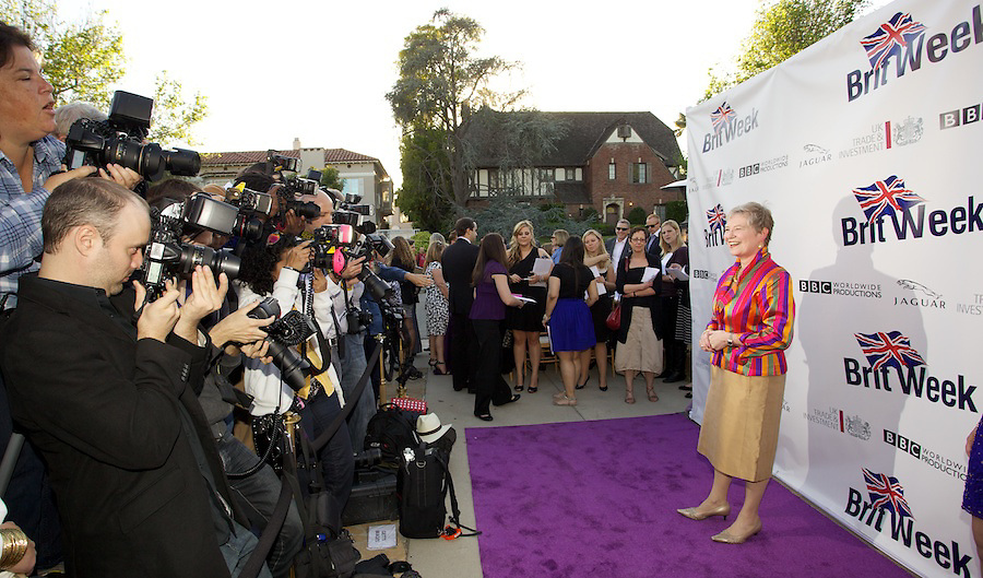 Red Carpet Launch Reception