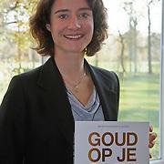 NLD/Arnhem/20111114 - Presentatie Goud op je Bord, Marianne Vos