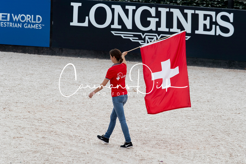Attinger Patrizia, SUI<br /> World Equestrian Games - Tryon 2018<br /> © Hippo Foto - Sharon Vandeput<br /> 11/09/2018