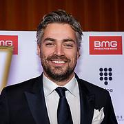 NLD/Amsterdam/20181217 - Hashtag Awards 2018, Hidde van Warmerdam