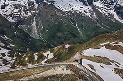 THEMENBILD - Fuschertoerl. Die Hochalpenstrasse verbindet die beiden Bundeslaender Salzburg und Kaernten und ist als Erlebnisstrasse vorrangig von touristischer Bedeutung, aufgenommen am 11. Juni 2020 in Fusch a.d. Glstr., Österreich // Fuschertoerl. The High Alpine Road connects the two provinces of Salzburg and Carinthia and is as an adventure road priority of tourist interest, Fusch a.d. Glstr., Austria on 2020/06/11. EXPA Pictures © 2020, PhotoCredit: EXPA/ JFK